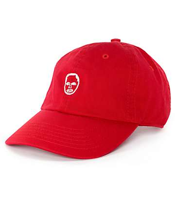 Sweatshirt By Earl Sweatshirt Header Red Baseball Hat