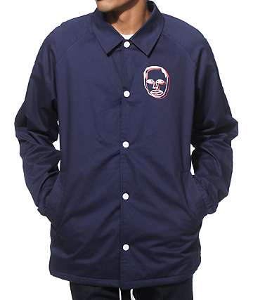 Sweatshirt By Earl Sweatshirt Twill Coach Jacket