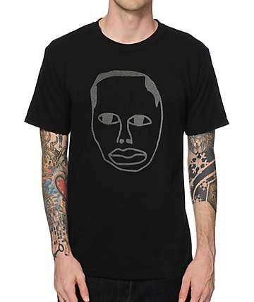 Sweatshirt Reflective Earl Face T-Shirt