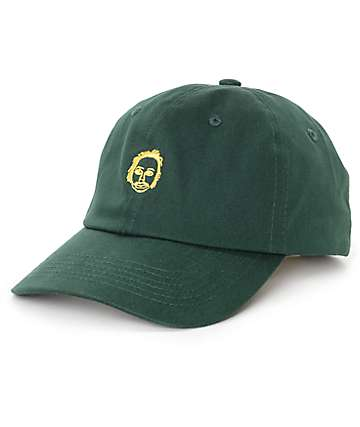 Sweatshirt by Earl Sweatshirt New Face Forest Green Dad Hat