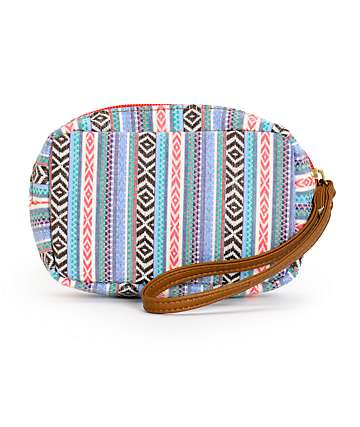 T-Shirt & Jeans Alexis Multi Tribal Pouch