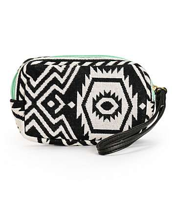 T-Shirt & Jeans Alexis Tribal Pouch