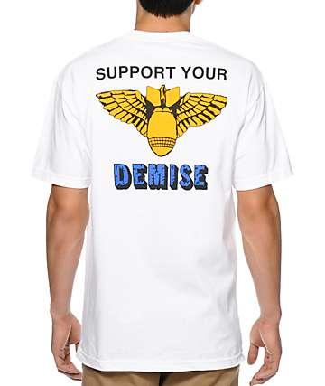 T-Shirtnage Demise T-Shirt