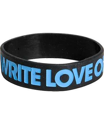 TWLOHA Black & Turquoise Bracelet