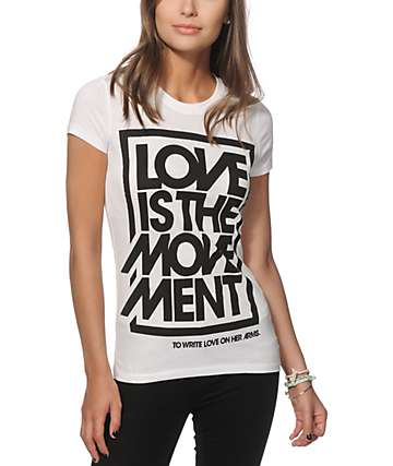 TWLOHA Love Stack T-Shirt