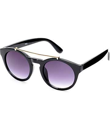 Tai Black Sunglasses