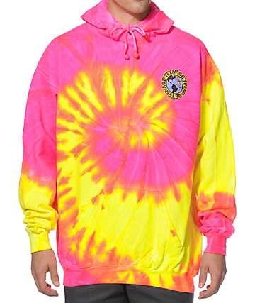 Teenage Madness Tie Dye Hoodie