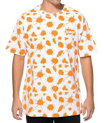 Teenage Splat All Over T-Shirt