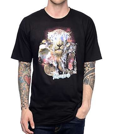The Hundred Beast Black T-Shirt