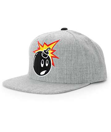 The Hundreds Adam Bomb Snapback Hat