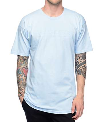 The Hundreds Avante Light Blue T-Shirt