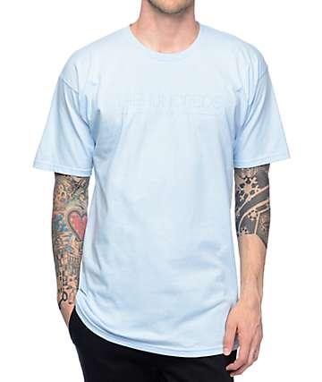 The Hundreds Avante Light Blue T-Shirt