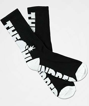 The Hundreds Bar calcetines negros