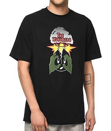 The Hundreds Bye Adam Black T-Shirt