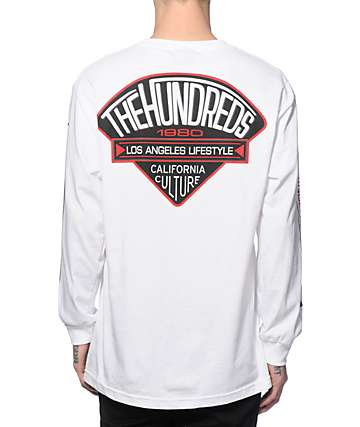 The Hundreds Chapter Long Sleeve T-Shirt