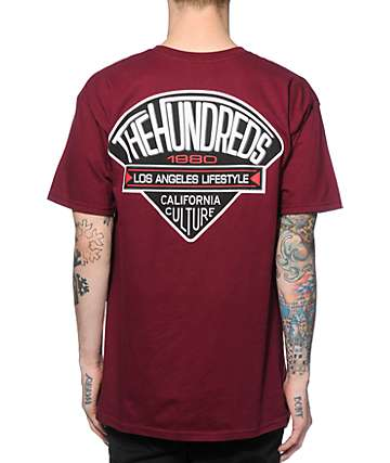 The Hundreds Chapter T-Shirt