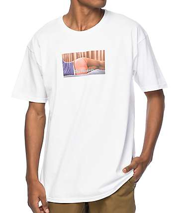 The Hundreds Charlotte camiseta blanca