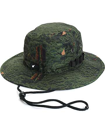 The Hundreds Choices Safari Bucket Hat