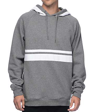The Hundreds Club Grey Hoodie