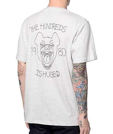 The Hundreds Combat Heather Grey T-Shirt