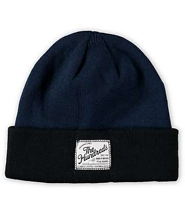 The Hundreds Council Beanie