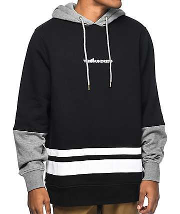 The Hundreds Crane Black Hoodie