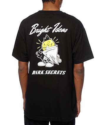 The Hundreds Creep Bulb Pocket T-Shirt