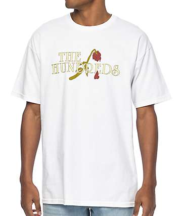 The Hundreds Drought White T-Shirt
