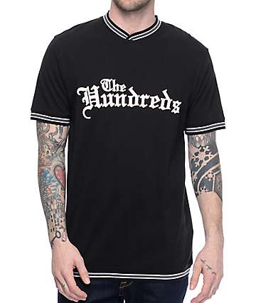 The Hundreds Earvin jersey negro