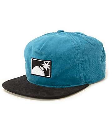 The Hundreds Finish Corduroy Strapback Hat