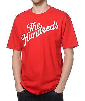 The Hundreds Forever Slant camiseta