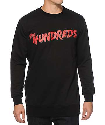 The Hundreds Grit Crew Neck Sweatshirt