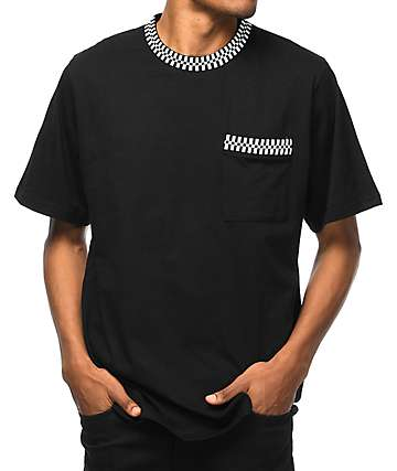 The Hundreds King camiseta negra