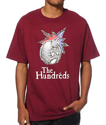 The Hundreds Les T-Shirt