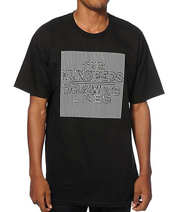 The Hundreds Line Work T-Shirt