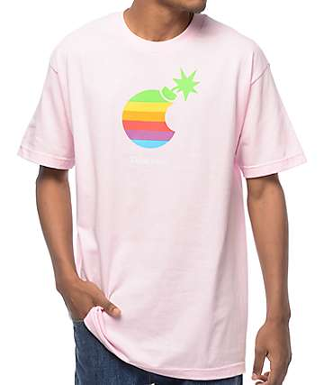 The Hundreds Mac Daddy Pink T-Shirt