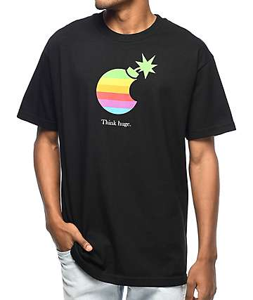 The Hundreds Mac Daddy camiseta negra