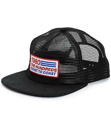 The Hundreds Office Mesh Snapback Hat