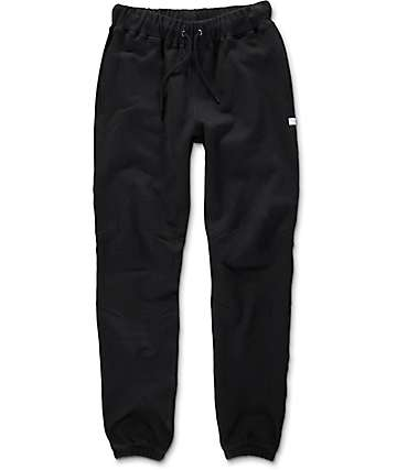 The Hundreds Pack Black Jogger Sweatpants