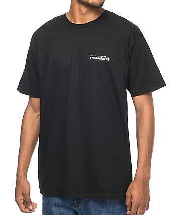 The Hundreds Payne camiseta negra