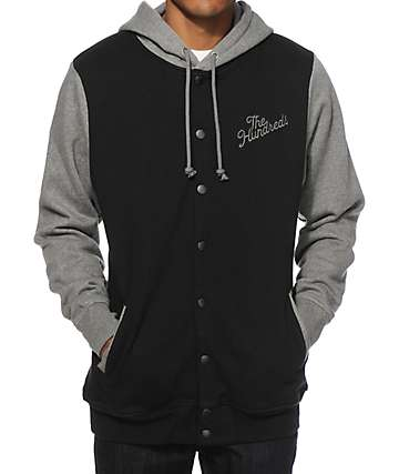 The Hundreds Raphael Varsity Jacket