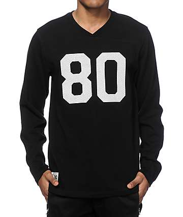 The Hundreds Rundown Long Sleeve Knit Jersey