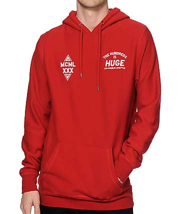 The Hundreds Sage Hoodie