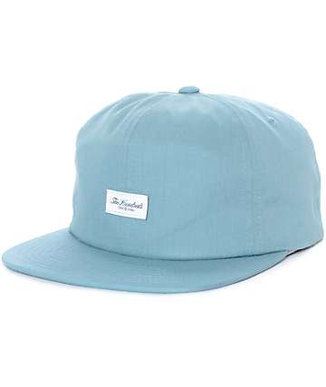 The Hundreds Script gorra snapback en color turquesa