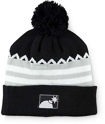 The Hundreds Shells Pom Beanie