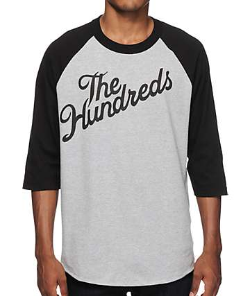 The Hundreds Slant Baseball T-Shirt