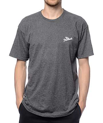 The Hundreds Slant Crest Grey T-Shirt