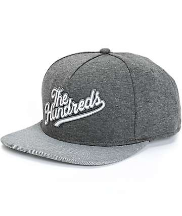 The Hundreds Slant Snapback Hat