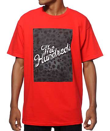 The Hundreds Slant Spot T-Shirt