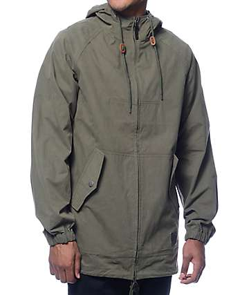 The Hundreds Thunder Forest Parka